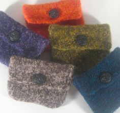 Ravelry: Felted Purse Pattern pattern by Claire Louise