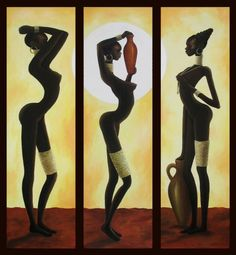 MI BAUL DEL DECOUPAGE: AIRES DE AFRICA...