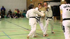 Bruch Heike und Sabine, Taekwondo