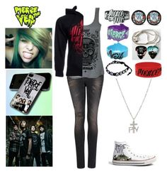 """Pierce The Veil <3"" by a-coufused-girl ❤ liked on Polyvore featuring moda, MANGO, Samsung, ADAM, women's clothing, women's fashion, women, female, woman e misses"