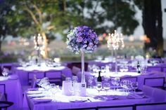 centrepieces for a Desert Oasis Wedding