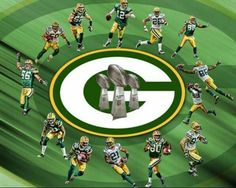 I love the Packers