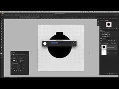 Cómo crear pinceles con Photoshop.  Nuevo videotutorial del  Calendario de Adviento 2016|| www.aquesabenlasnubes.com