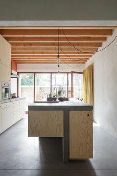 Woning Mariakerke - Raamwerk architecten