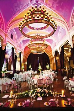 Auditorium at the Ghillie Dhu, Edinburgh Wedding Venues Uk, Party Venues, Wedding Reception, Destination Weddings, Event Planning, Wedding Planning, Edinburgh Hotels, Blue Gold Wedding, Bridesmaid Duties