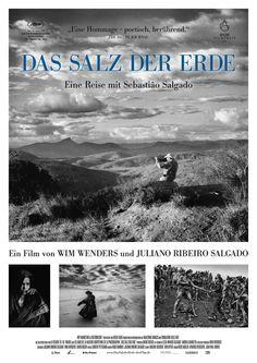 DAS SALZ DER ERDE - ab dem 30.10.2014 im Kino