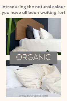 The perfect softness to add to any room! Your best nights sleep starts here! Organic Duvet Covers, Bedroom Inspiration, Good Night Sleep, Duvet Cover Sets, Linen Bedding, Bed Pillows, Pillow Cases, Interior Decorating, Cozy