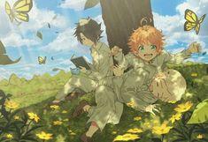 Fanarts Anime, Anime Characters, Manga Anime, Anime Art, Anime Angel, Norman, Animation, Fan Art, Wallpaper Pc