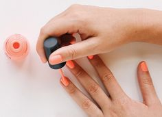 3 Tricks to a Perfect At-Home Manicure: http://www.purewow.com/beauty/3-Tricks-to-a-Perfect-At-Home-Manicure