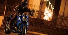 Nouvelle Moto GSX-S 1000, GSX-S1000 - Millésime 2016