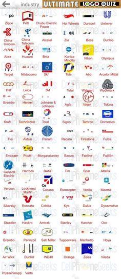 Logo Quiz Ultimate Industry