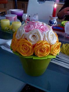 Ribbon roses ^_^