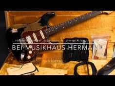 Fender Masterbuilt Jason Smith 1961 Stratocaster 61er Ultra Relic - keep on rocking - - YouTube