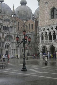 San Marco Plaza ~ Venice,Italy, province of Venezia, Veneto by LiesbethLap