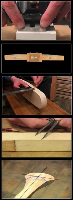 Home Wooden Canoe, Wooden Paddle, Wooden Boat Building, Canoe Boat, Canoe And Kayak, Cottage Crafts, Kayak Paddle, Wood Boats, Boat Stuff