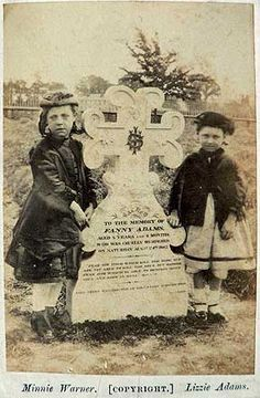 The true story of Sweet Fanny Adams            VERY CREEPY!