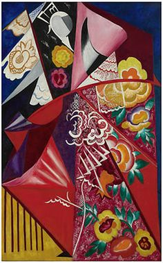 Natalia Sergeevna Goncharova was a Russian avant-garde artist (Cubo-Futurism), painter, costume designer, writer, illustrator, and set designer.