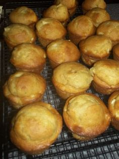Apple Cinnamon Sugared Muffins (From a CAKE MIX!)