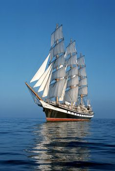 Sailing Ship Photograph - Sailing Ship Fine Art Print