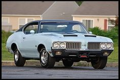 1970 Oldsmobile Cutlass 442  455/365 HP, Automatic