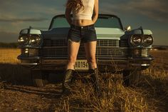 Cadillac Baby 1/2 (Sesión con Nereida Red) - David Rieri