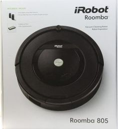 iRobot Roomba 805 Vacuum Cleaning Robot for sale online Pool Vacuum Cleaner, Vacuum Cleaners, Best Pool Vacuum, Robots For Sale, Look Good Feel Good, One With Nature, Vacuums, Filter, Cleaning