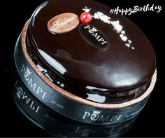 #happybirthdayrome #celebration#cake #sacher #Roma #Pompi