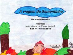 A sementinha by becragcoutinho via slideshare