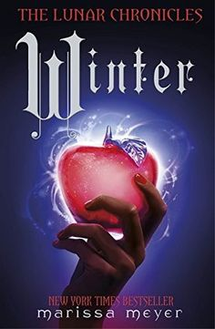 Winter, by Marissa Meyer. Ugh. I can't believe it over. What an incredible and unique series. Definitely a favorite. Absolutely loved every book. A book and A series!! Lunar Chronicles 4 life!