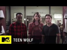 Teen Wolf (Season 6) | 'Liam, Malia, and Mason's Disappearing Act' 360 Video | MTV - YouTube