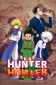 Anime: Hunter x Hunter Characters: Gon Killua Kurapika Biscuit Leorio Hisoka G… – Hunter x Hunter Hisoka, Killua, M Anime, Fanarts Anime, Anime Art, Otaku Anime, Hunter X Hunter, Hunter Movie, Hunter Manga