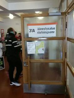 Helsingin vaalipiirin läntisen alueen pj