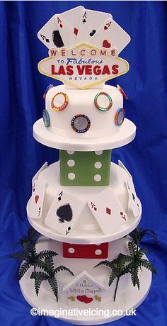 1000 Images About Las Vegas Wedding Cakes On Pinterest