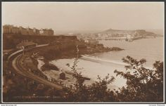 St Ives from Draycott, Cornwall, c.1928 - Judges RP Postcard