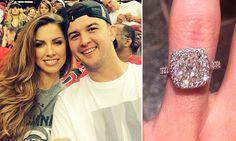 Katherine Webb's Engagement Ring