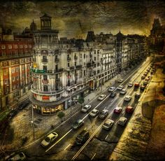"""""""Gran Via"""" © Dani Parra"""