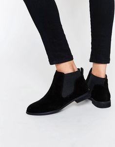 Image 1 ofASOS ACUTE Chelsea Ankle Boots