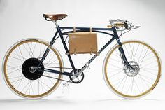 'Mechanical doping' is just as out-of-bounds as the use of performance-enhancing drugs for professional cyclists, but there's no reason why the rest of us shouldn't benefit from it, especially when it can look as good as this retro-styled eBike.