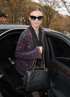 bba8cb0649c2b 50 Bags and the Celebs Who Carried Them at Paris Fashion Week Spring 2014 -  Page
