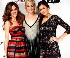 The Vampire Diaries girls