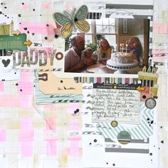 Created by Ashli for the Simon Says Stamp Stripe Challenge. June 2013