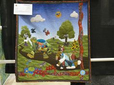 The Secret Life of Mrs. Meatloaf: Common Threads Quilt Show
