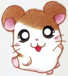The Adventures of Hamtaro by Ritsuko Kawai.