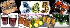 365 Days of Creative Canning