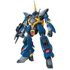BANDAI 215640 1/144 Barzam Zeta Gundam Bandai HGUC