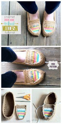 Crochet Men, Crochet Winter, Hand Crochet, Crochet Stitches, Crochet Shoes Pattern, Shoe Pattern, Crochet Patterns, Easy Crochet Slippers, Crochet Clothes