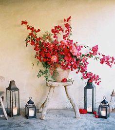 Cuatro ideas de cómo hacer hermosos ramos campestres con flores de verano