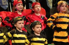 1st Grade Musical    -   Going Buggy 2012