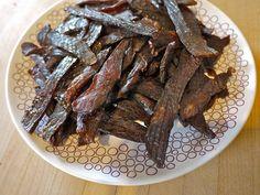 Amazingly good paleo beef jerky recipe