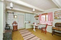 Soknedal Norway, Kitchens, Loft, Bed, Furniture, Home Decor, Decoration Home, Room Decor, Kitchen